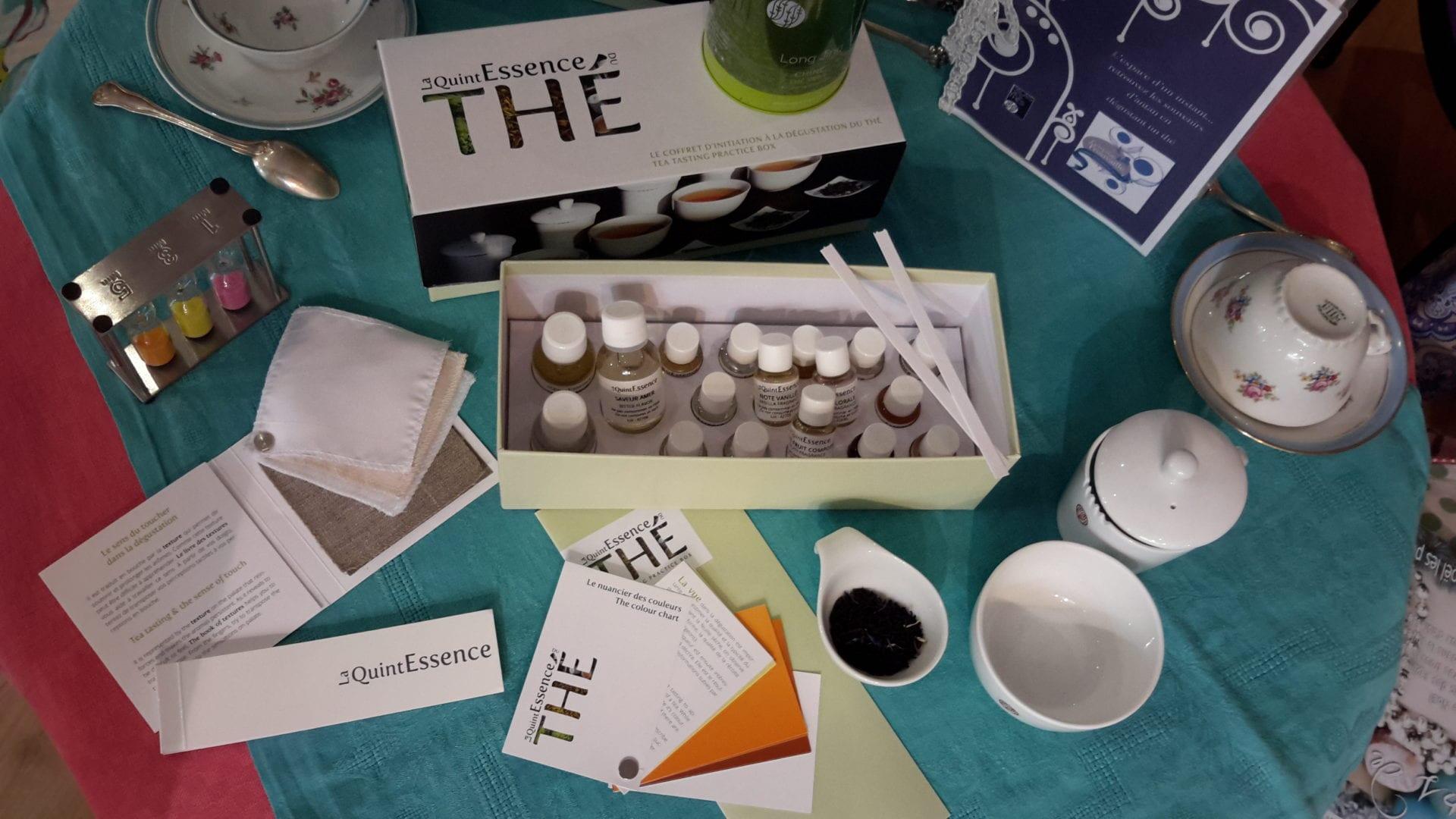 La dégustation du thé, une aventure personnelle