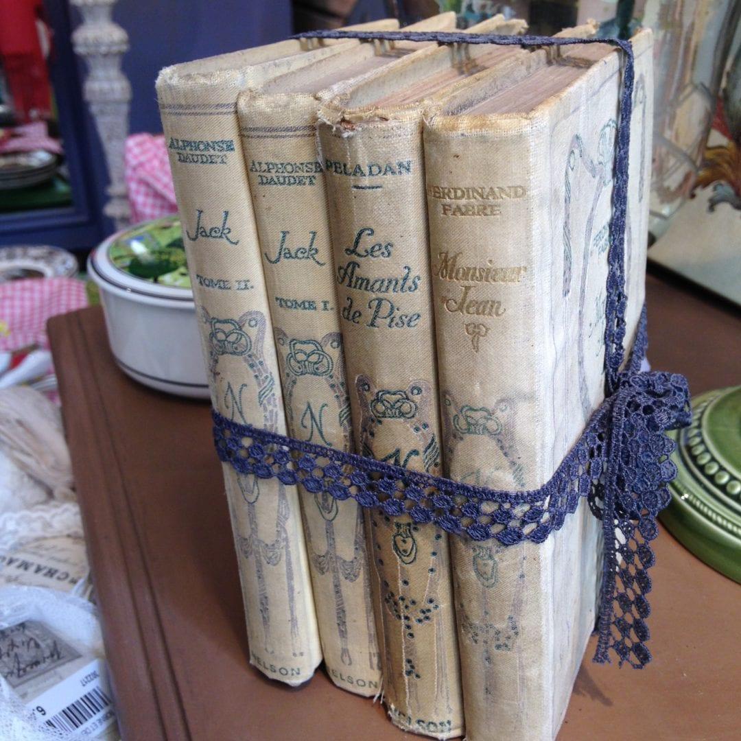 Lot petits livres
