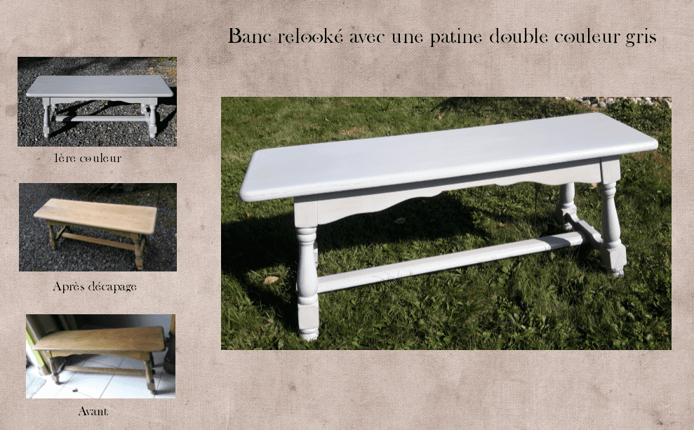 relooking banc Parayre Aout2016