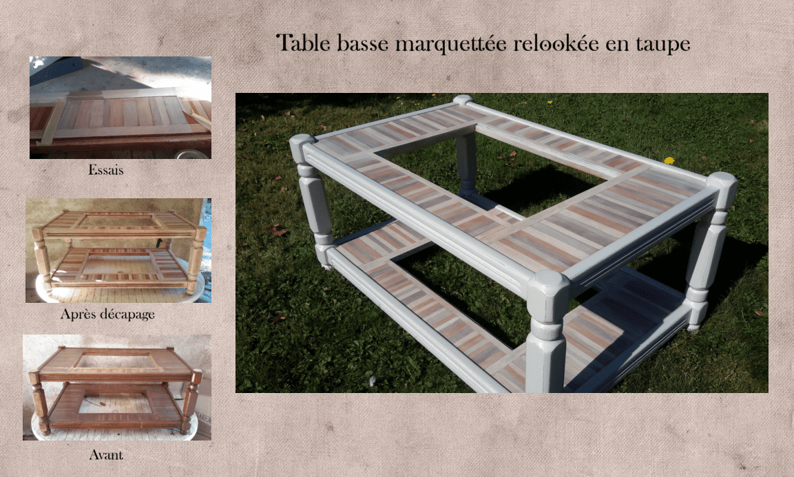 relooking table Parayre août2016