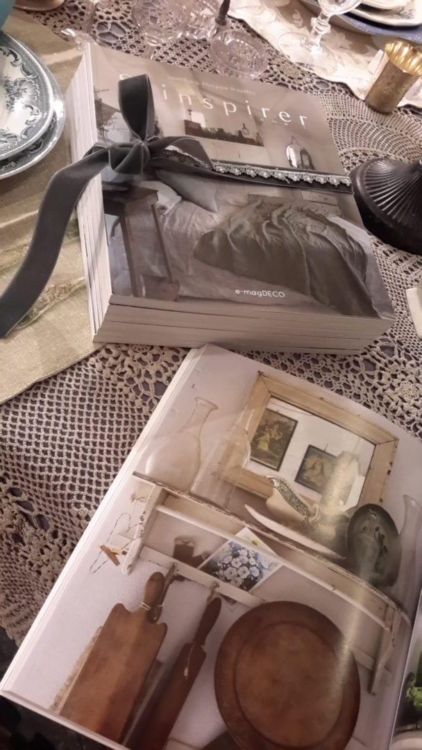livre s 39 inspirer de e mag d co tome 1 l 39 exquise trouvaille. Black Bedroom Furniture Sets. Home Design Ideas