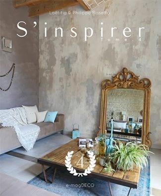 livre s 39 inspirer de e mag d co tome 4 l 39 exquise trouvaille. Black Bedroom Furniture Sets. Home Design Ideas