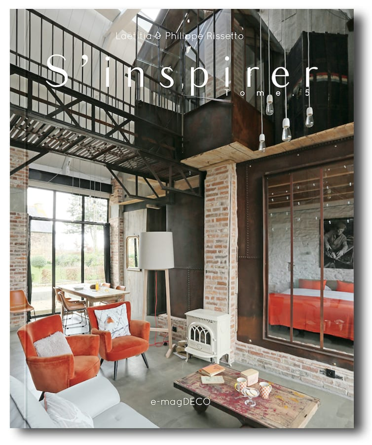 livre s 39 inspirer de e mag d co tome 5 l 39 exquise trouvaille. Black Bedroom Furniture Sets. Home Design Ideas