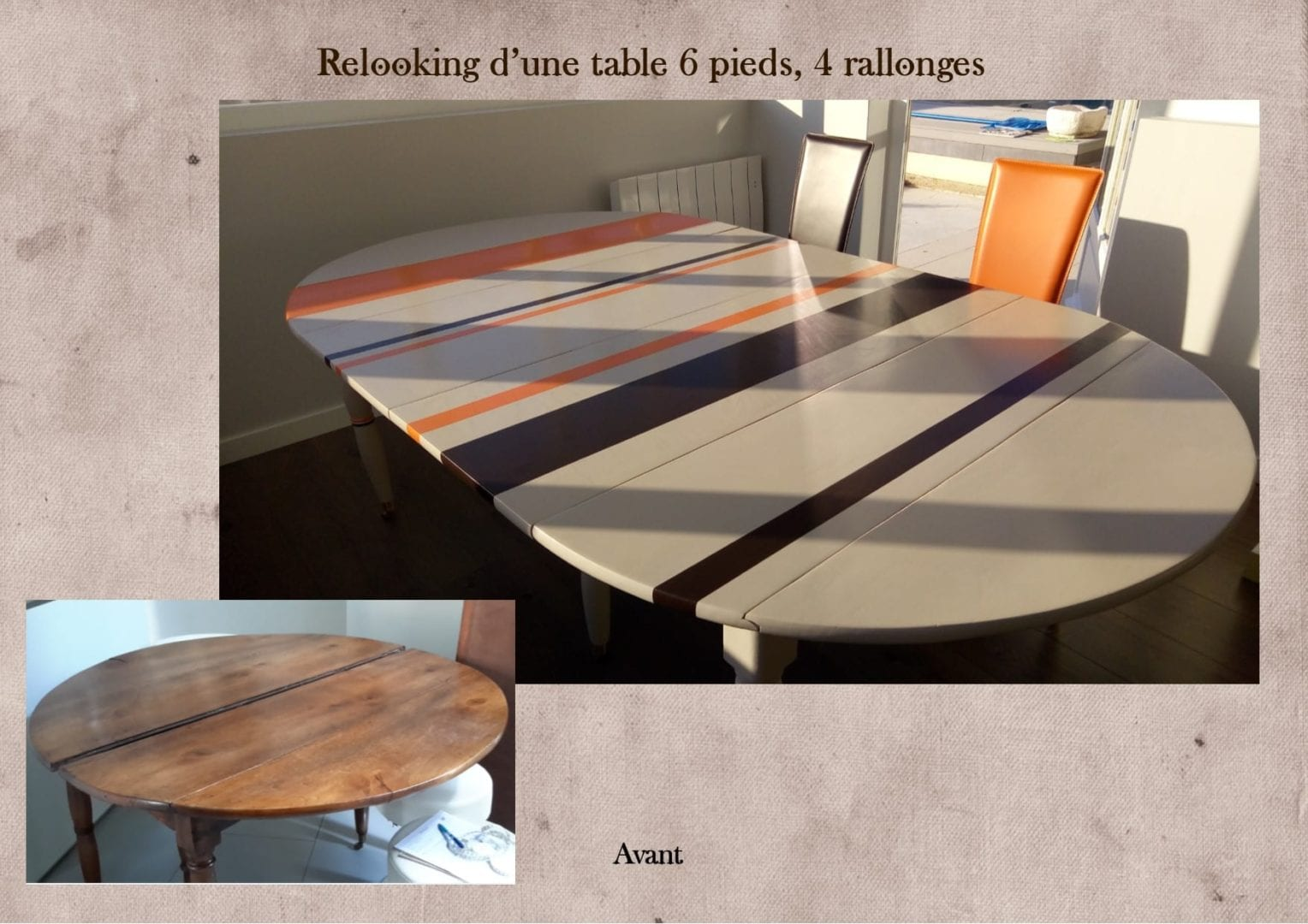 Relooking-table-rayures-lexquisetrouvaille